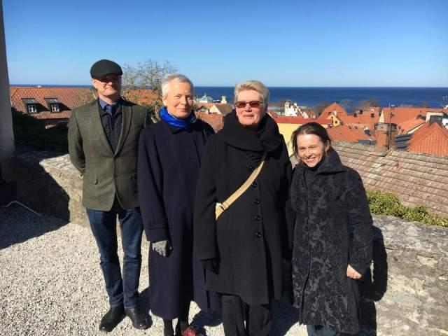 Visbys suursaadikuga