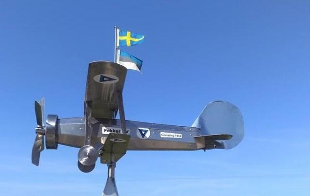 Fokkern i luften GT GA