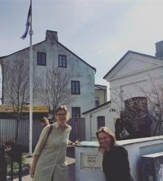 Eesti maja Lundis