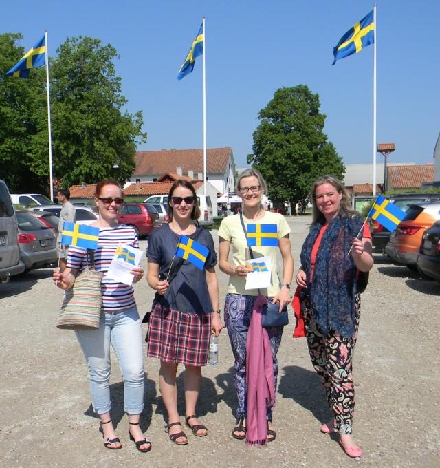 Rootsi keele öpetajad 6 juuni